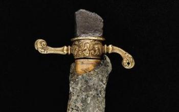 Ritrovata la spada di Barbanera?