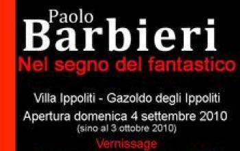 Paolo Barbieri: Nel segno del Fantastico