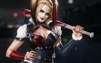 Batman: Arkham Knight, il trailer di Harley Quinn