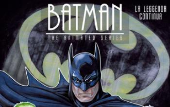 A Lucca Comics & Games la presentazione di un volume sul ventennale della serie animata di Batman