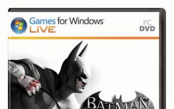 Batman Arkham City in uscita il prossimo autunno