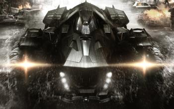 Batman Arkham Knight, il trailer e il gameplay con la batmobile