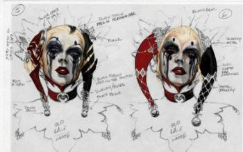 Batman Arkham City: alcuni concept art