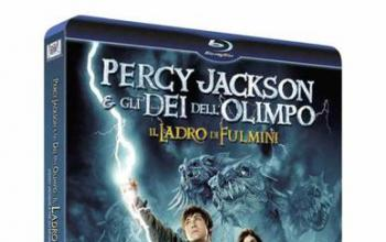 Percy Jackson in home video a luglio