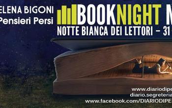 Book Night Moon, la terza edizione della Notte bianca dei lettori