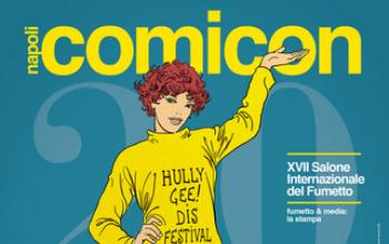Napoli Comicon 2015: mare, sole e fantasia!