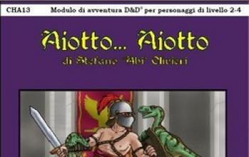 CHA13 Aiotto... Aiotto per D&D classico