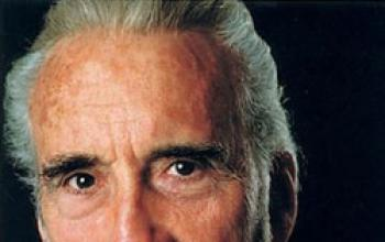 Sir Saruman: Christopher Lee diventa Baronetto