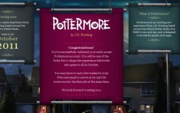 Pottermore, giorno 4