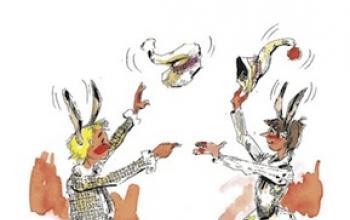 Una graphic novel ispirata a Pinocchio in uscita per La Lepre Edizioni