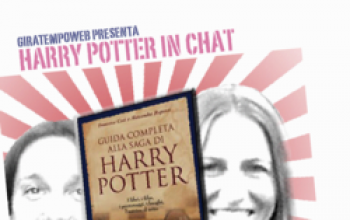 In chat le autrici di Guida completa alla saga di Harry Potter
