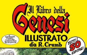 Il libro della Genesi illustrato da R. Crumb