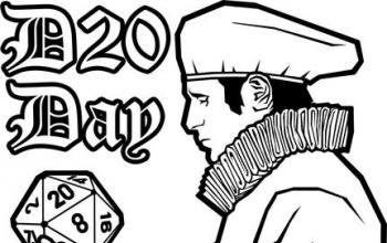 Notiziario Ludico: Il Giorno del Dado da 20!