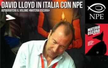 David Lloyd torna in Italia