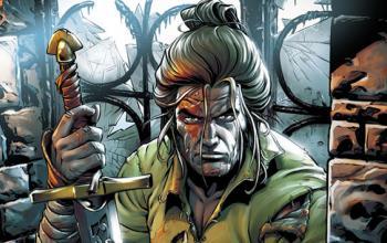 Lucca Games 2013 presenta: Dragonero, il fantasy made in Bonelli