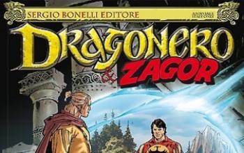 Dragonero & Zagor: Avventura a Darkwood