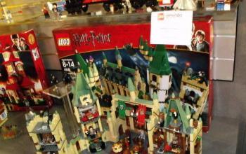 Tornano i LEGO Harry Potter