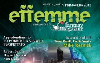 FantasyMagazine ha 10 anni: Effemme 7 è sul Delosstore