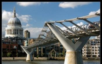 Principe Mezzosangue: il crollo del Millennium Bridge