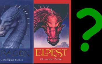 Il terzo libro di Eragon: grosse anticipazioni