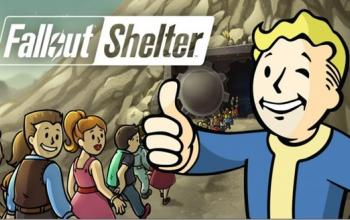 Fallout Shelter disponibile gratuitamente su Google Play