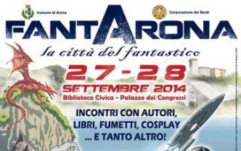 FantArona – la città del fantastico
