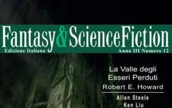 Il ritorno di Fantasy & Science Fiction in edicola