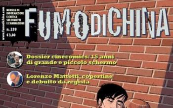 In edicola Fumo di China e Annuario 2015