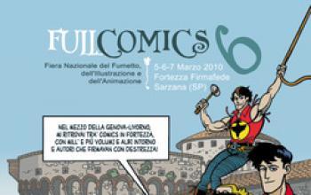 Sesta edizione di Full Comics a Sarzana