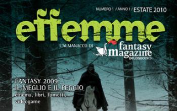In arrivo EFFEMME, l'Almanacco di Fantasy Magazine