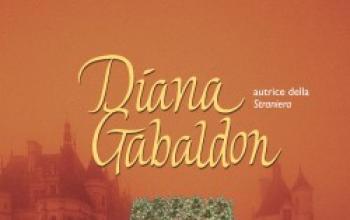 Diana Gabaldon a Milano con Tamburi d'autunno