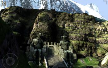 Return to Castlerama, l'adventure game mobile