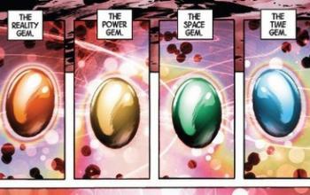 Le gemme dell'infinito: dal fumetto al cinema in Guardiani della Galassia