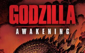 Godzilla, il prequel a fumetti
