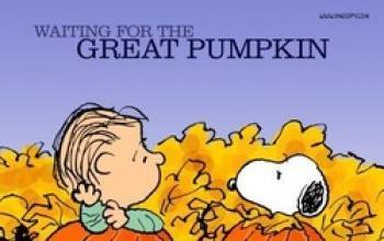 Halloween e il Grande Cocomero di Charles M. Schultz
