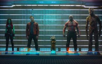 Prima immagine ufficiale per Guardians of The Galaxy!