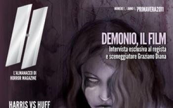 Arriva H, l'almanacco di HorrorMagazine