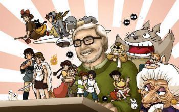 Miyazaki & Hisaishi: Un vento di note tra i fotogrammi