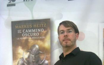 Looking for Authors in Lucca: Markus Heitz