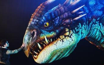 Dragon Trainer diventa uno spettacolo live