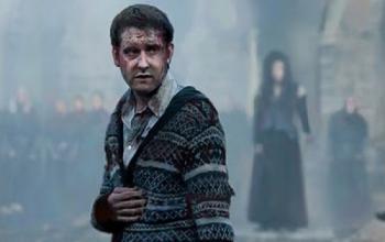 Prima immagine da Harry Potter e i doni della morte, parte 2