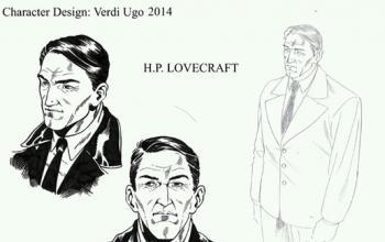 10 Barnes Street, Providence, 1929: H.P. Lovecraft & Sherlock Holmes - Il Bando