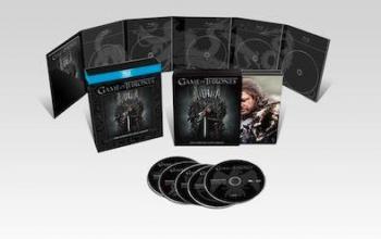Il Trono di Spade in DVD