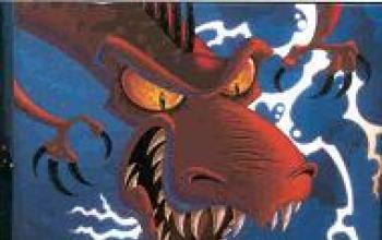 Il custode del drago, un romanzo di... Simon Templar?