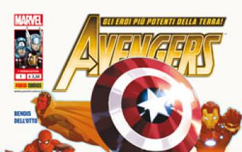 The Avengers, tanti fumetti in edicola e in fumetteria