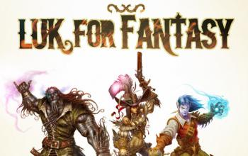 Wizards of the Coast madrina d'eccezione di Luk for Fantasy!