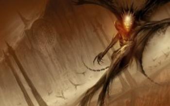 L'inferno di Dante illustrato da Paolo Barbieri a Lucca Games 2012