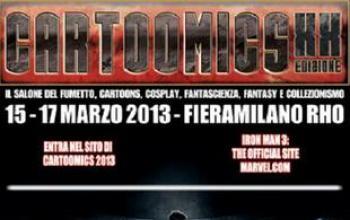 Cartoomics e Ludica Milano 2013 2/2