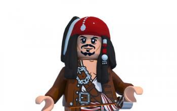I pirati in scatola LEGO