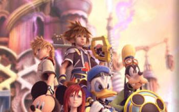 Kingdom Hearts 2 in anticipo